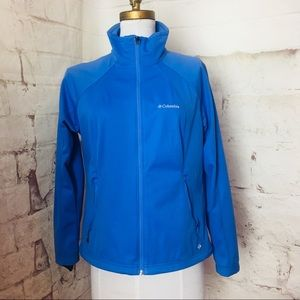 women's Columbia Omni heat jacket L